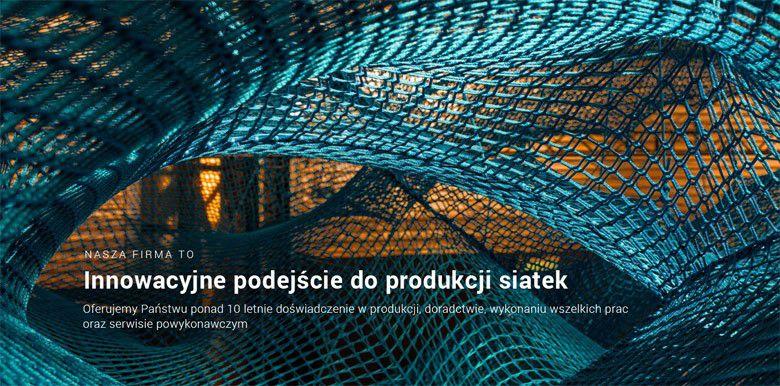 Siatki w Augustowie - ochronne zabezpieczające osłonowe sznurkowe - Siatki Augustów
